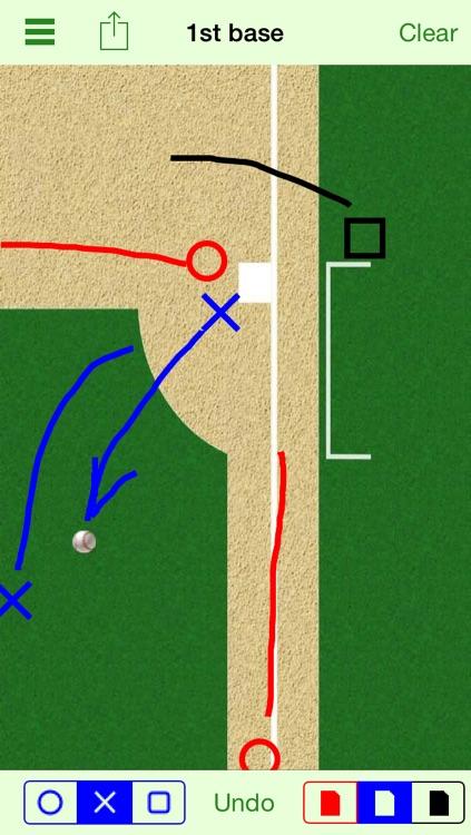 Baseball Strategy Board screenshot-3