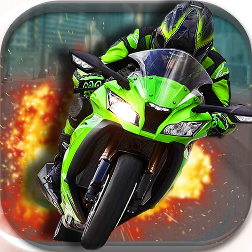 Moto Racer 2016 Madness - Extreme highway racing game for ace riders