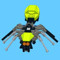 Spider for LEGO Creator 31018 x 2 Sets - Building