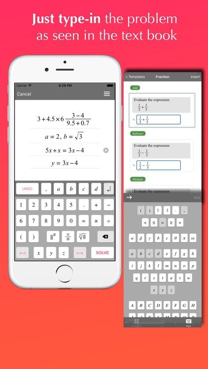 FX Math Junior Problem Solver screenshot-4