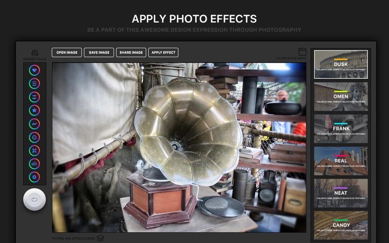 滤镜派对 Pro - 摄影玩家爱用的创意滤镜与数码暗房