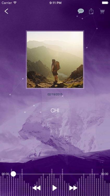 Relax & Sleep Soundly Hypnosis and Meditation screenshot-4