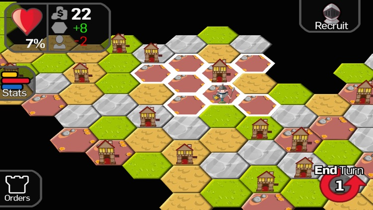 Strategy War - Conquer the World!