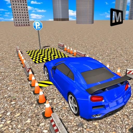 Speed-Auto Parkplatz Simulator 3D kostenlos
