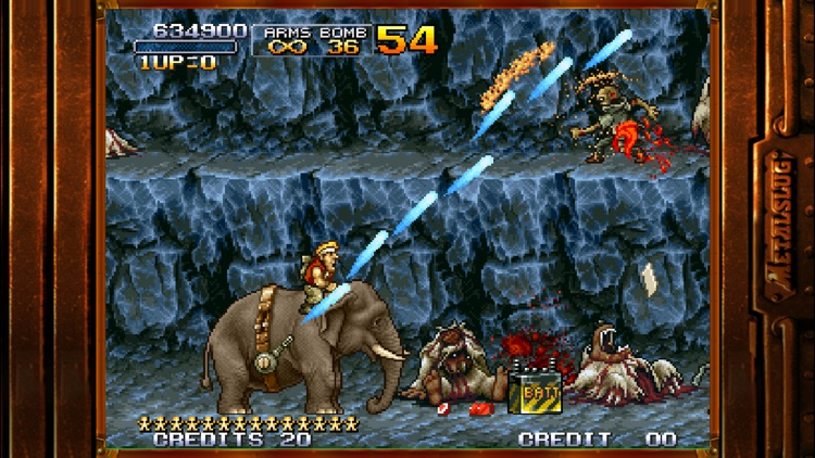 METAL SLUG 3 screenshot-3