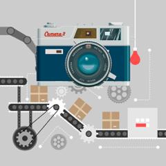 Automatische Collage Maker