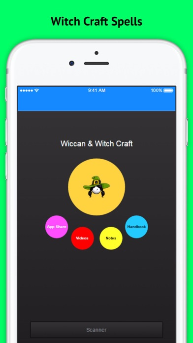 Wiccan and Witch Craft Love Spells screenshot two