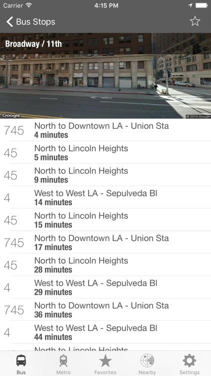 LA Metro and Bus screenshot-1