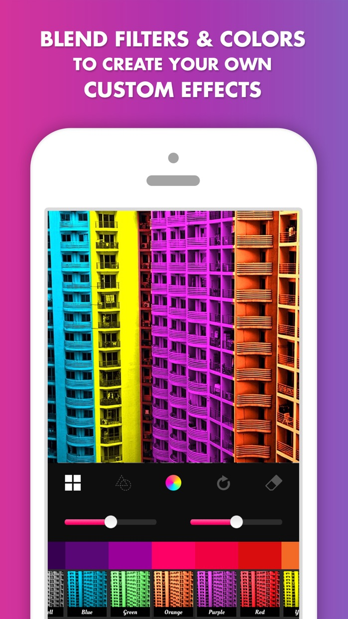 Photo Candy Photo Editor Screenshot