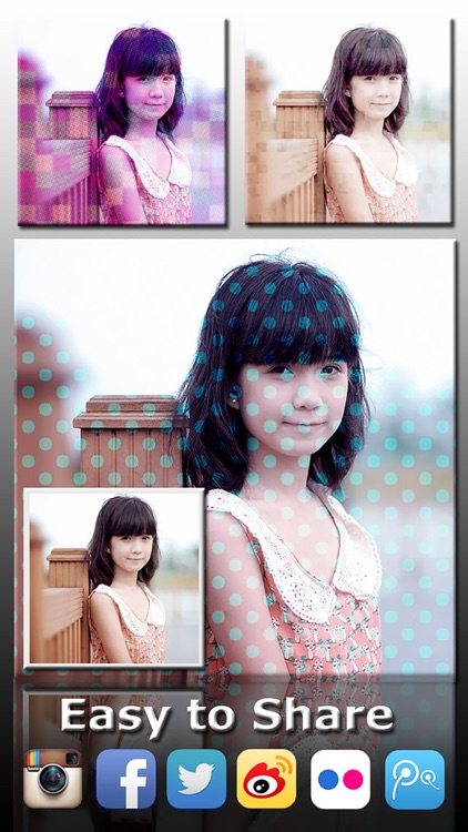 Fotocam Pattern - Photo Effect for Instagram screenshot-3
