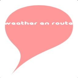 Weather en Route