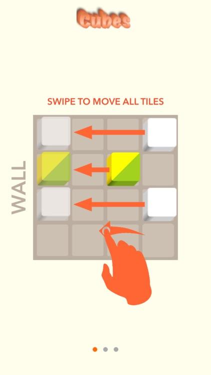 Cubes - Addictive Puzzle Game
