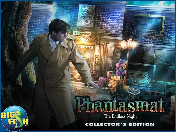 Phantasmat: The Endless Night HD - A Mystery Hidden Object Game screenshot-4