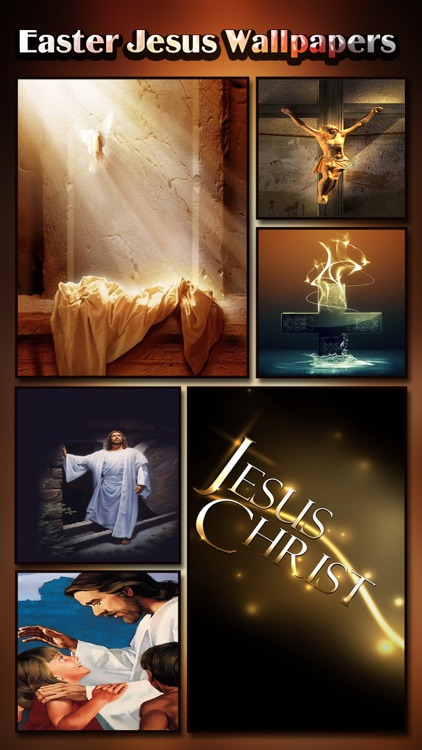 Jesus Christ Easter Wallpaper S Pro Lock Screen Maker With Holy Bible Retina Backgrounds By Jie Song