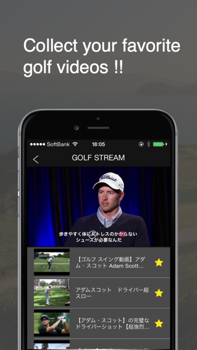 Golf Stream screenshot three