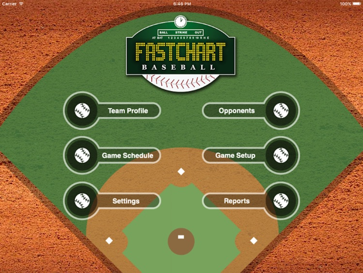 FastChart Sports screenshot-1