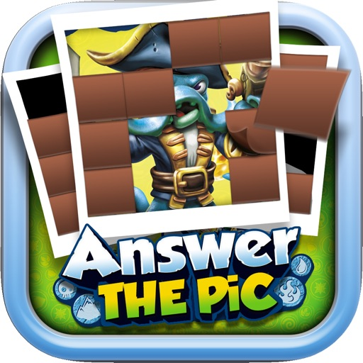 Answers The Pics : Skylanders Trivia Reveal Photo Free Games