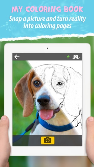 Painting Lulu Coloring App Books For Kids On The Store