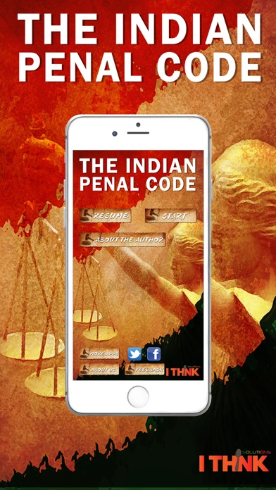 The Indian Penal Code Screenshot