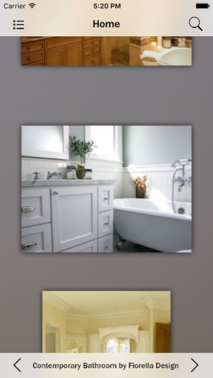 Bathrooms Ideas-Design screenshot-3