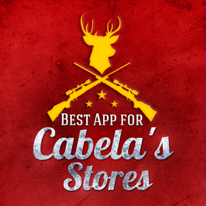 The Best App for Cabela's Stores app