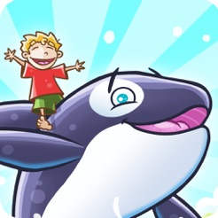 Free Whale - Super Cute Fish Jumping Sea Game