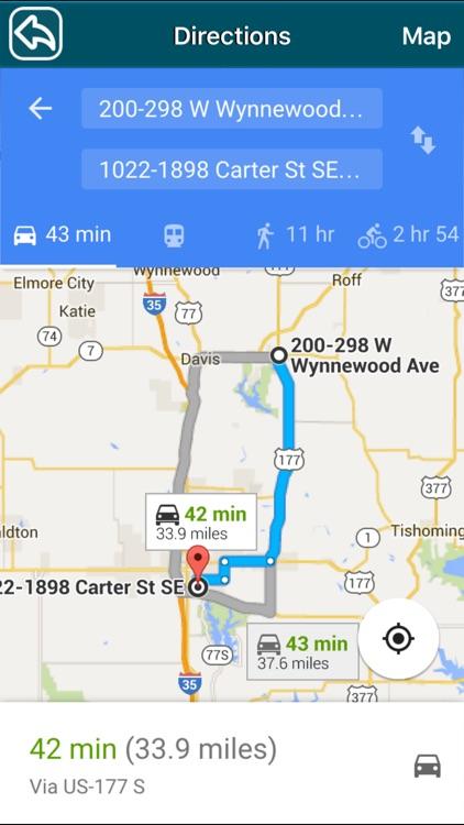Oklahoma National & State Parks screenshot-3