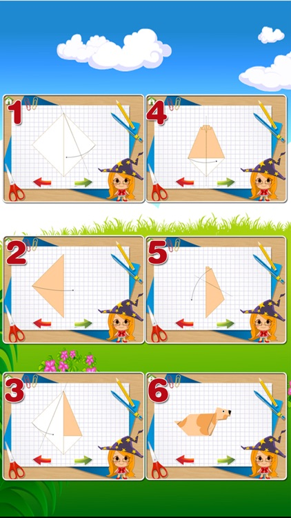 Origami (animal) screenshot-3