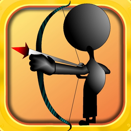 Stickman Arrow Strike - Secret Apple Shooter Skills
