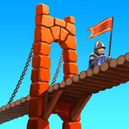 Bridge Constructor Médiéval