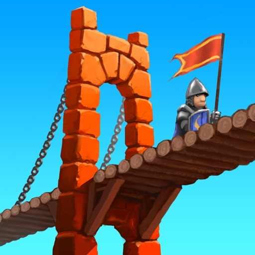 Bridge Constructor Médiéval Review