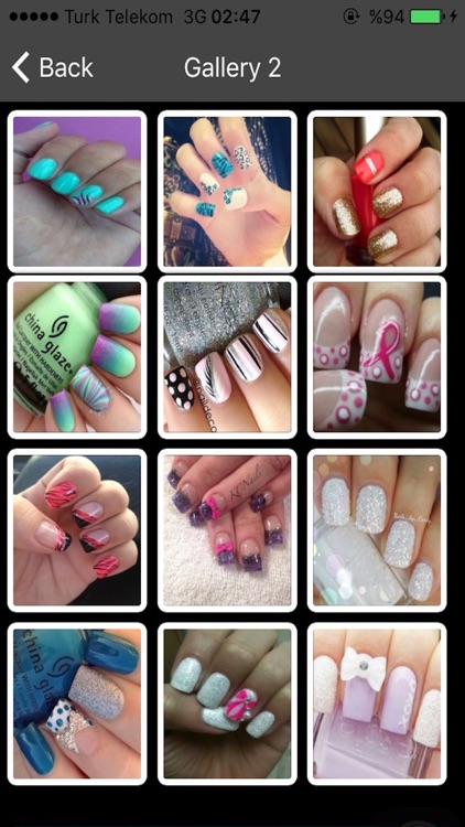 Cute Nail Designs: Collection of Cute Nails and French
