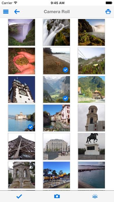 Print (連絡先、ウェブページ、写真を印刷)のおすすめ画像5