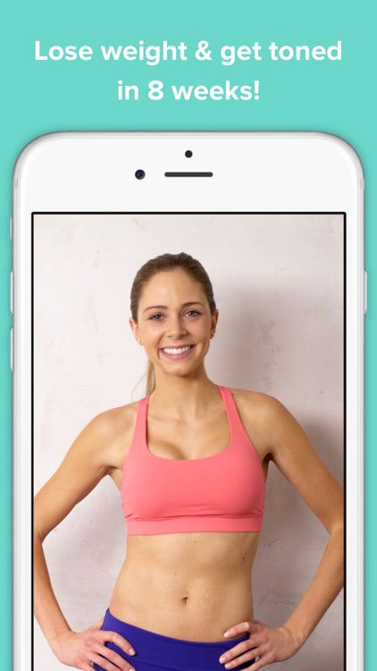 beToned - Lose Weight & Get Toned in 8 Weeks! screenshot-0