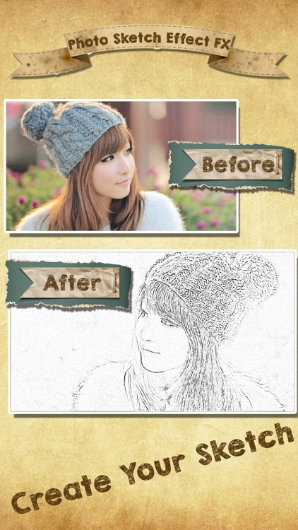 Photo Sketch Effect FX