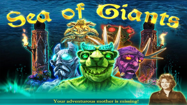 Sea Of Giants: Explore A Secret Island