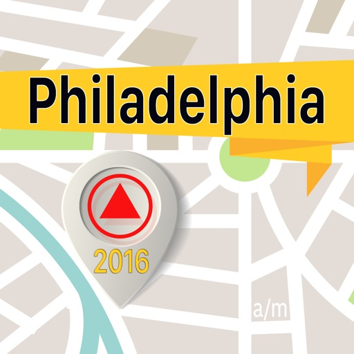 Philadelphia Offline Map Navigator and Guide