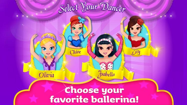 Ballet Dancer Competition