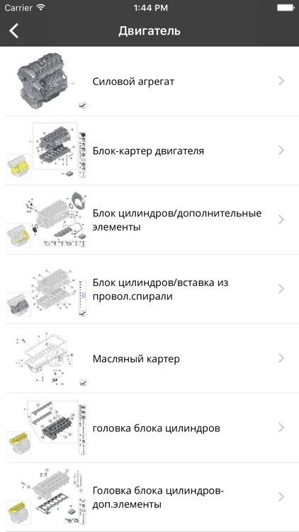 ETK для BMW - Запчасти для BMW screenshot-2