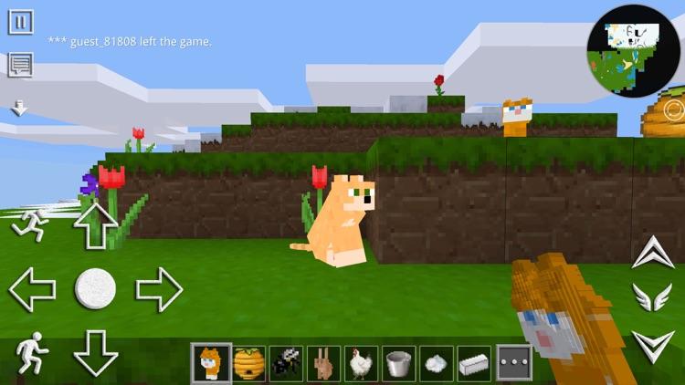 Worldcraft Pocket Edition screenshot-3