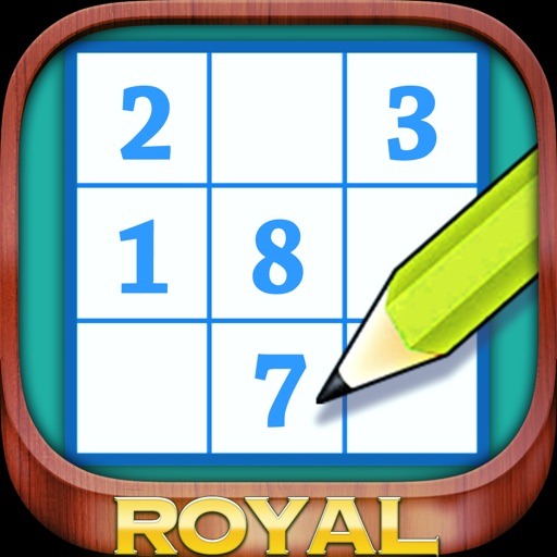 Sudoku ROYAL - Number Puzzle Game -