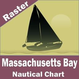Massachusetts Bay – Raster Nautical Charts