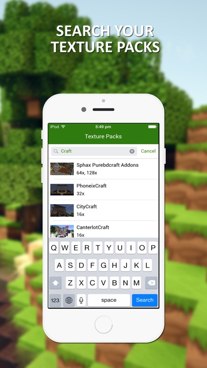 New Texture Packs - Ultimate Collection for Minecraft PE & PC screenshot-3
