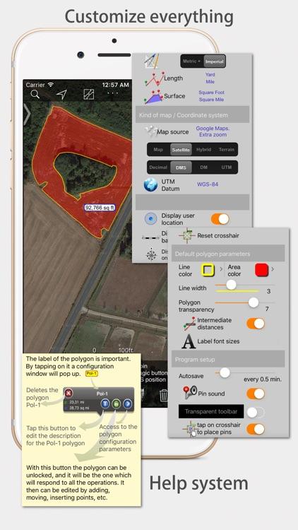 Measure Map Pro. By Global DPI screenshot-4