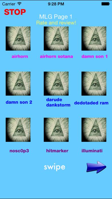 Illuminati Soundboardのおすすめ画像1