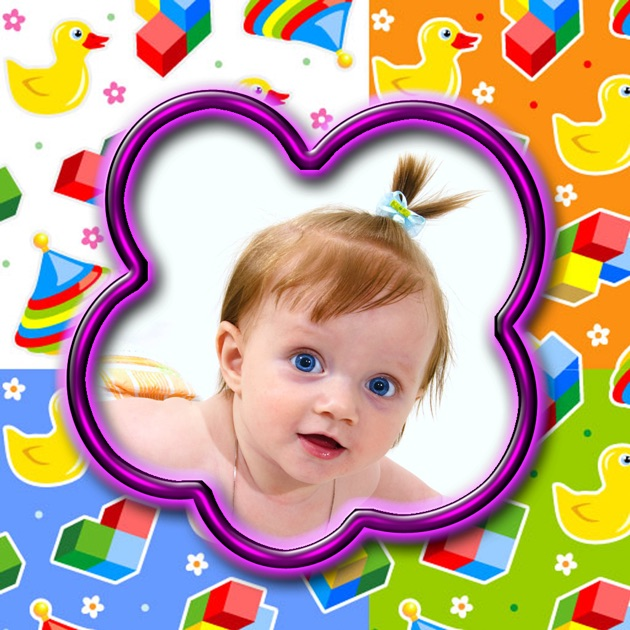 Amazing Baby Photo Frames on the App Store