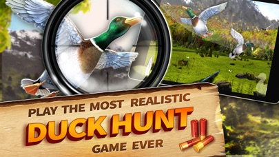 Download Shooting Game Duck Hunter 3D: Animal (Birds