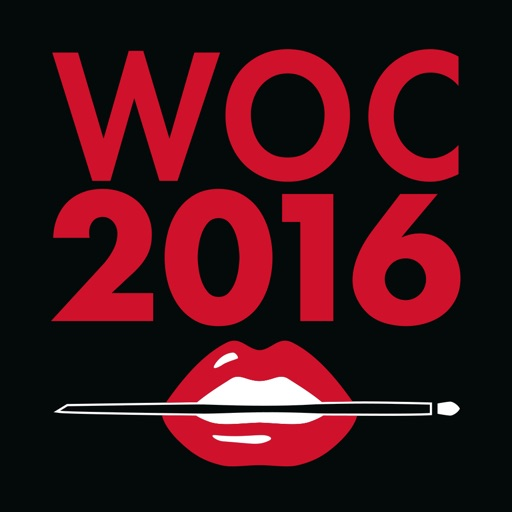 WOC 2016 Make Up For Ever