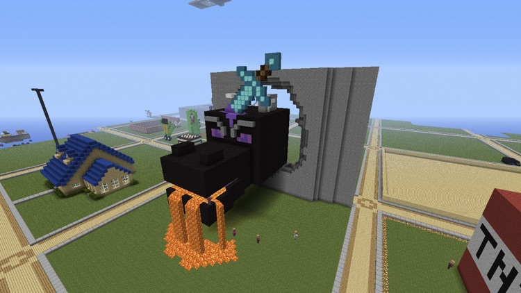 Creative Servers For Minecraft Pocket Edition screenshot-1