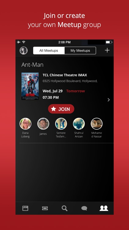 MovieLaLa - Movie Trailers, Showtimes with Fandango Tickets, IMDB Reviews & Ratings screenshot-3